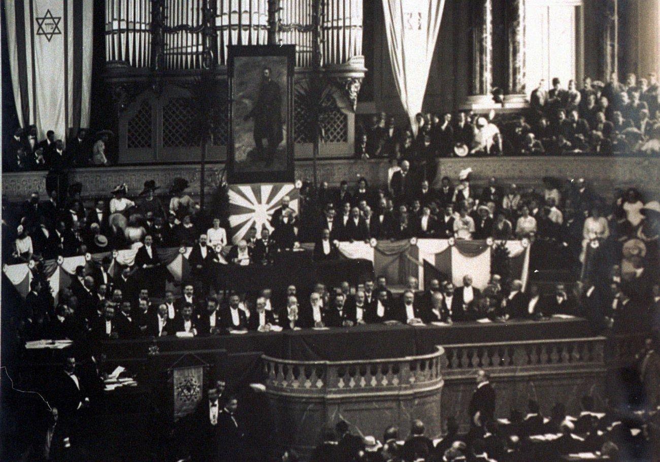 premier congrès de Bâle